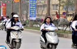 Xử lý học sinh vi phạm giao thông nhằm thay đổi nhận thức