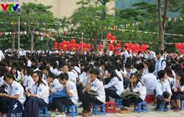 Năm học 2016-2017: Học sinh tựu trường sớm nhất vào 5/8