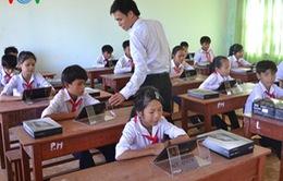 Năm 2016, thí điểm dạy tiếng Hàn Quốc ở cấp THCS