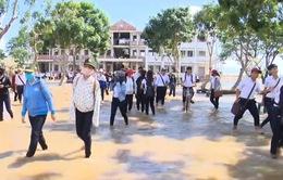 Bình Định: Nguy cơ học sinh bỏ học sau lũ