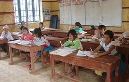 Phú Yên: Gia tăng tình trạng học sinh miền núi bỏ học dịp gần Tết