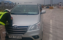 Kiến nghị điều tra các vụ ném đá ô tô trên cao tốc Hà Nội - Hải Phòng