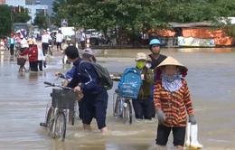 Bình Định: Vẫn còn học sinh chưa đến trường sau lũ