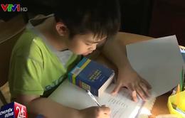 Cho trẻ học trước lớp 1: Cuộc đua không hồi kết?