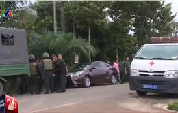 Hàng trăm học viên đập phá cơ sở cai nghiện tại Đồng Nai