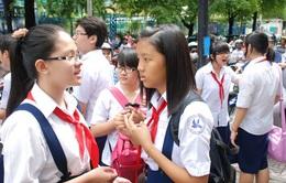Ngày 23/4, Hà Nội bắt đầu khảo sát trình độ học sinh THCS
