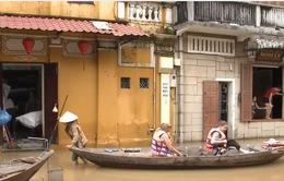 Du lịch Hội An bị ảnh hưởng do ngập lụt