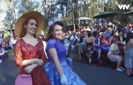 """Chiêm ngưỡng """"Vẻ đẹp những năm 1950"""" ở Australia"""