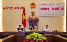 Xác nhận tư cách đại biểu Quốc hội khóa XIV với 494 đại biểu