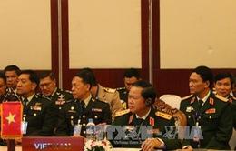 Hội nghị Tư lệnh Quốc phòng ASEAN thảo luận về tình hình Biển Đông