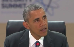 Khủng bố là vấn đề nổi cộm tại Hội nghị Thượng đỉnh An ninh hạt nhân