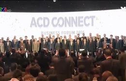 Khai mạc Hội nghị cấp cao Đối thoại hợp tác châu Á 2016