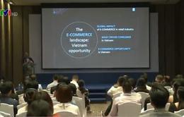 Hơn 100 thương hiệu tham gia Hội nghị Thương mại điện tử Đông Nam Á