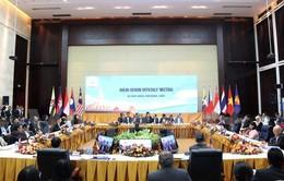 Hội nghị quan chức cao cấp ASEAN và các đối tác