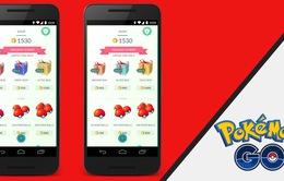 Pokémon GO trình làng gói vật phẩm đặc biệt nhân dịp Giáng sinh