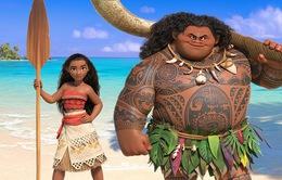 Hành trình của Moana - Thần thoại Hy Lạp theo phong cách Polynesia