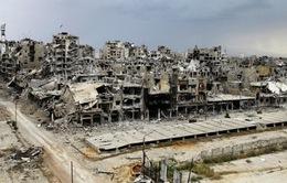 Sự sống trở lại với thành phố Homs, Syria