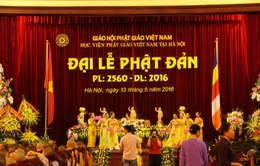 Đại lễ Phật đản Phật lịch 2560 tại Quảng Trị và Huế