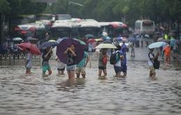 Mưa lũ lớn tại Trung Quốc, hơn 110 người thiệt mạng