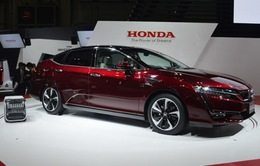 Honda sẽ bán xe pin nhiên liệu hydro vào cuối năm
