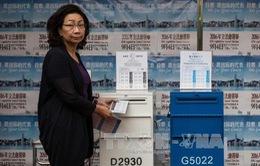 Kiểm phiếu bầu cử Hội đồng Lập pháp Hong Kong (Trung Quốc)