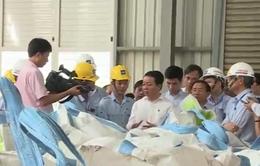 Trạm quan trắc tự động Formosa Hà Tĩnh cơ bản đáp ứng yêu cầu
