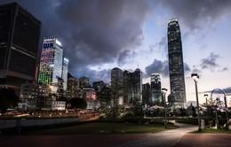 """Triển vọng kinh tế Hong Kong (Trung Quốc) rớt xuống hạng """"tiêu cực"""""""