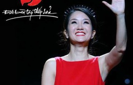 Ca sĩ Hồng Nhung cảm ơn Trần Lập