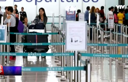 Đối phó bão Nida, Hong Kong (Trung Quốc) đóng cửa trường học, hủy chuyến bay