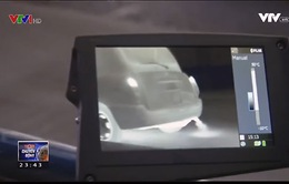 Camera hồng ngoại giúp người dân thấy được mức độ ô nhiễm