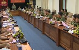 Họp báo kỷ niệm 70 năm Ngày truyền thống lực lượng An ninh nhân dân