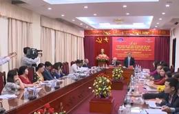 Thỏa thuận hợp tác phát triển nông nghiệp giai đoạn 2016 - 2020