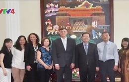 Australia tăng cường hợp tác với các tỉnh miền Trung