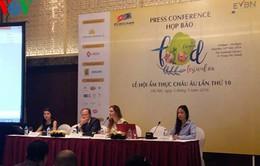 Trải nghiệm đặc sắc với Lễ hội ẩm thực châu Âu tại Hà Nội
