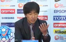 HLV Miura: U23 Việt Nam chơi trên cơ UAE nhưng thiếu may mắn