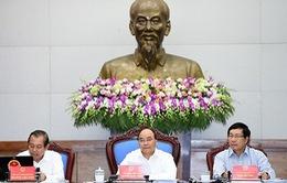 Chính phủ họp trực tuyến với các địa phương