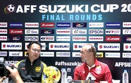 Họp báo bảng B AFF Suzuki Cup 2016