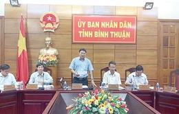 Bình Thuận đưa ra hướng xử lý 1,5 triệu m3 chất nạo vét đáy biển