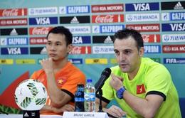 Cựu HLV trưởng tuyển futsal Việt Nam Bruno Garcia dẫn dắt tuyển Nhật Bản