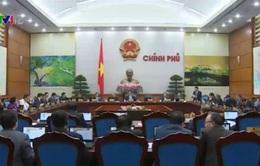 Chính phủ họp thường kỳ tháng 2