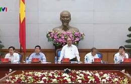 Chính phủ họp cách tháo gỡ khó khăn thi hành Luật doanh nghiệp và Luật đầu tư