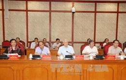Bộ Chính trị, Ban Bí thư Trung ương Đảng học tập 2 chuyên đề