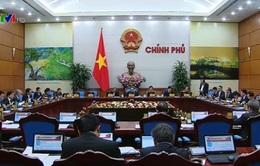 Chính phủ họp thường kỳ tháng 12