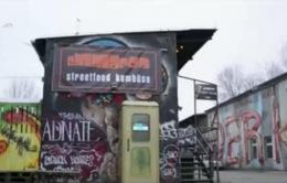 Đức: Hộp đêm nhỏ bằng bốt điện thoại