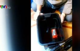 Ai Cập phân tích hai hộp đen của máy bay MS804