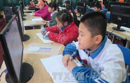Hải Dương: 134 học sinh tiểu học dự Cuộc thi Violympic