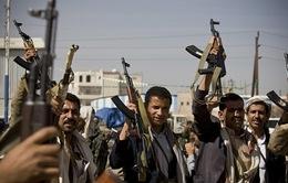 Phiến quân Houthi phản đối dự thảo thỏa thuận hòa bình của LHQ