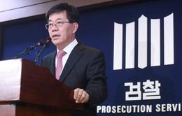 Hàn Quốc truy tố bạn thân và hai cựu cố vấn của Tổng thống Park