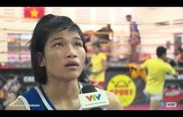 Muay Việt dốc sức tập luyện hướng đến Asian Beach Games 2016