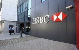 HSBC dừng tăng lương và tuyển dụng nhân sự